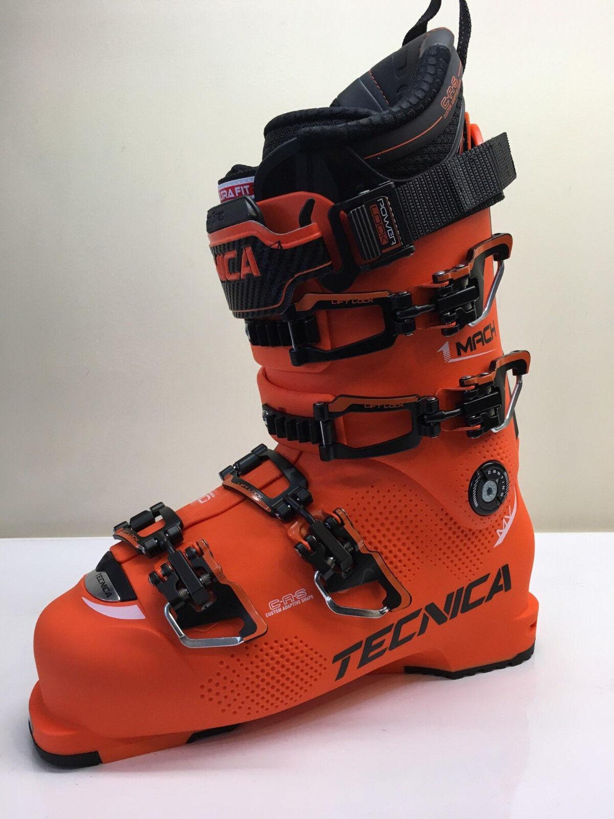 Tecnica Mach1 130 MV Ski Boots - Men's - 2019 - 26.5 MP   US 8.5 US