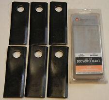 Disc Mower Knives John Deere New Holland Kuhn Gehl 56451300 6 Pack