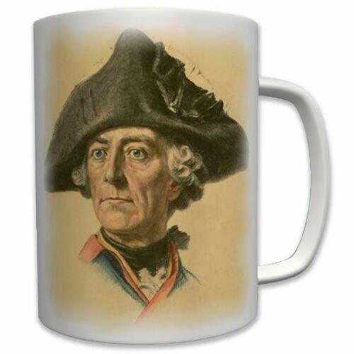 Alter Fritz Friedrich der Große Preußen Potsdam Becher Kaffee Tasse #6405