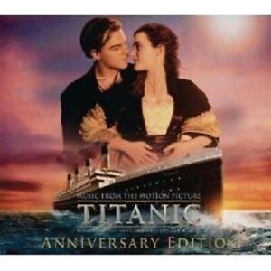 JAMES-HORNER-TITANIC-ANNIVERSARY-EDITION-2-CDSOUNDTRACK-30-TRACKS-NEU