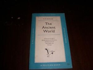 The-Ancient-World-T-R-Glover-Pelican-Penguin-Acceptable-Paperback-1957