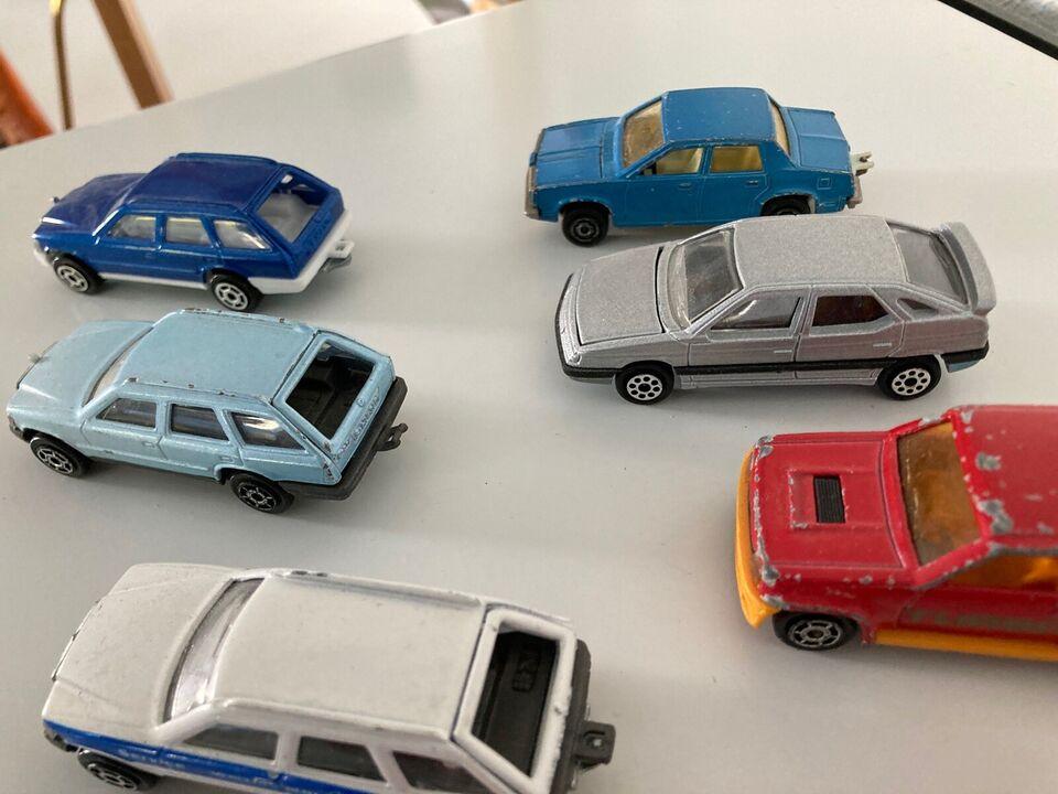 Modelbil, Majorette Forskellige, skala 1:60