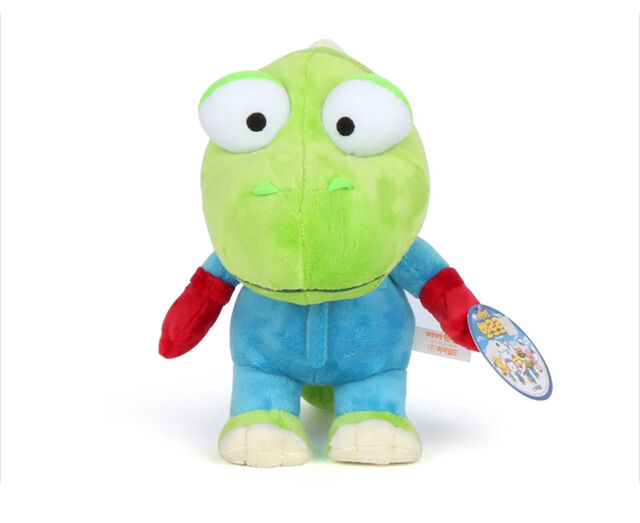 Pororo 25cm Rag Dolls Soft Plush Toy (CRONG) Animation Children Kids Baby Gift