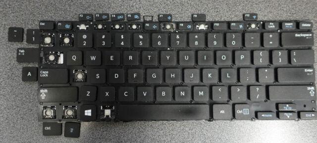SG47 Key for keyboard Samsung NP Series NP530U3B NP530U3C NP535U3C NP540U3C
