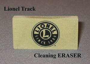 Lionel-Track-Cleaning-Eraser-ho-o-n-g-s-std-gauge-train-track-6-62927-E