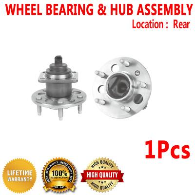 REAR Wheel Hub Bearing Assembly For PONTIAC PONTIAC GRAND AM 1999 2005 EBay