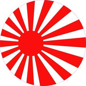 JAPAN NIPPON RISING SUN FLAG S...
