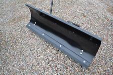 Schneeschild 110cm 1,1m Rasentraktor Quad Schneepflug Räumschild Schneeräumer