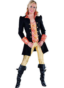 "Deluxe Ladies ""Adam Ant "" Prince Charming Jacket , sizes 6-22 