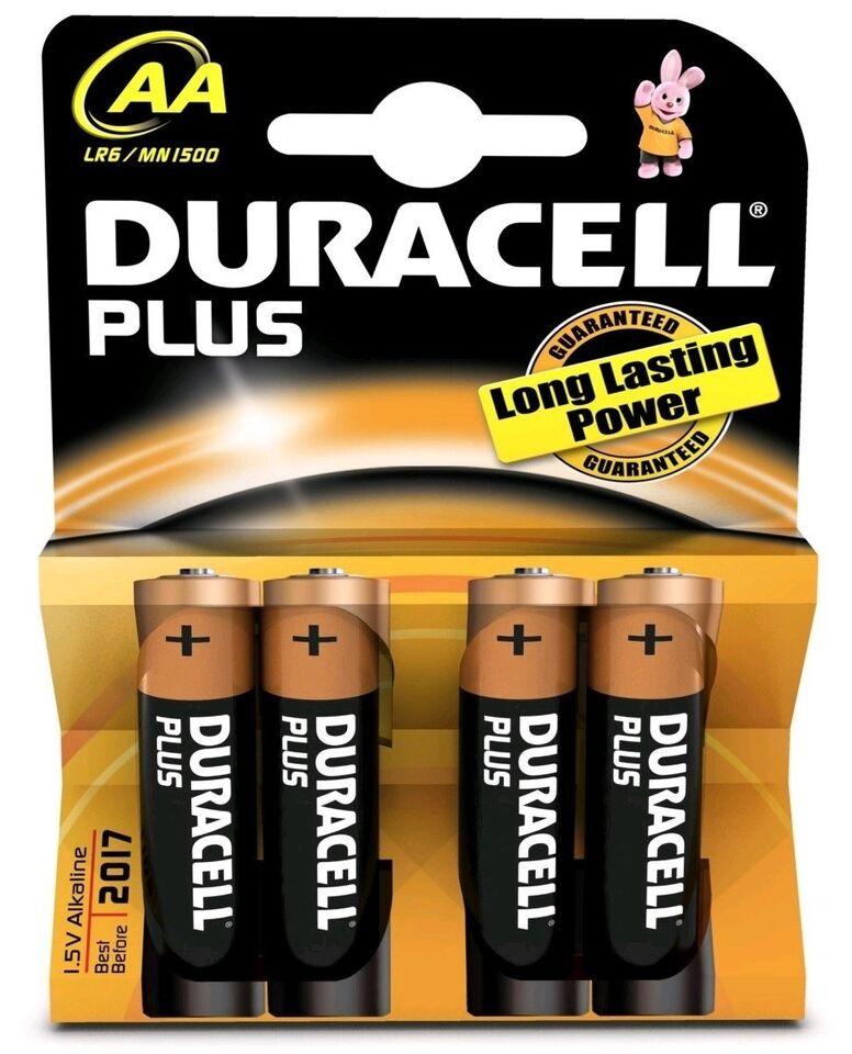 Batterier, Duracell