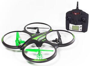 ToyLab-Drone-G-Shock-Evolution-RC-Radiocomandato-2-4GHz-4-Ch-6-Axys-TOYLAB