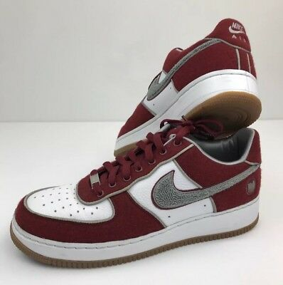 NIKE Air Force One Low SUPREME Manhattan 5 Borough Clark Kent 318931 600 Sz  10.5 70045a107fb4