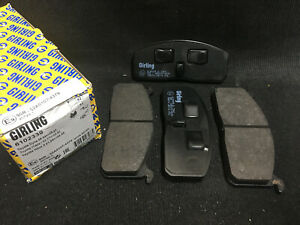 Girling-Front-Brake-Pad-Set-for-Toyota-Hilux-1984-1988-6102339-NEW