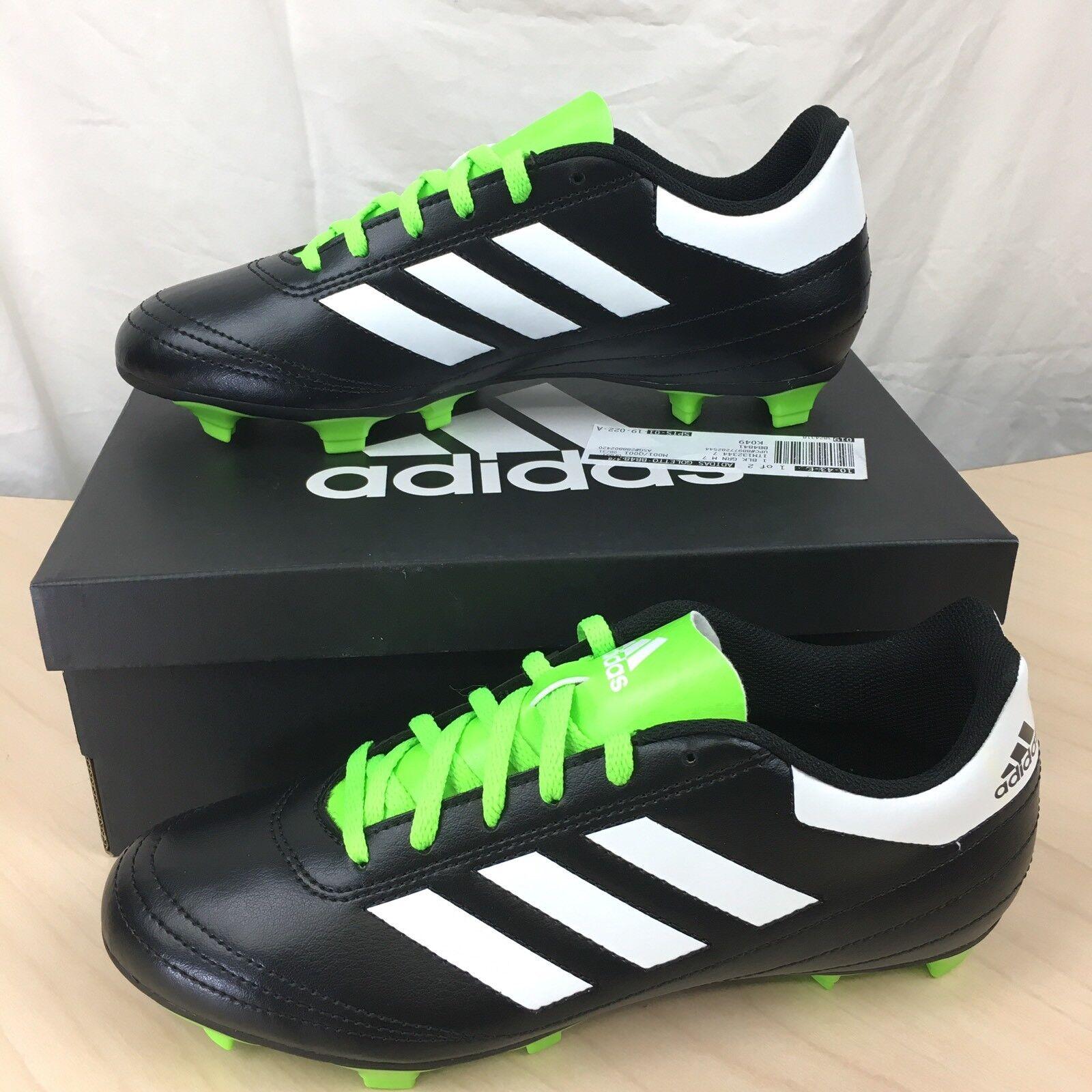 Adidas Goletto VI FG - Soccer - Size 7 or 9 - New - Mens