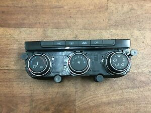 Volkswagen-Golf-Mk7-2015-heater-control-switch-panel-AC-5g0907426t