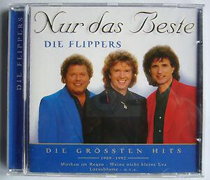 CD-Die-Flippers-Die-groessten-Hits-1989-1992