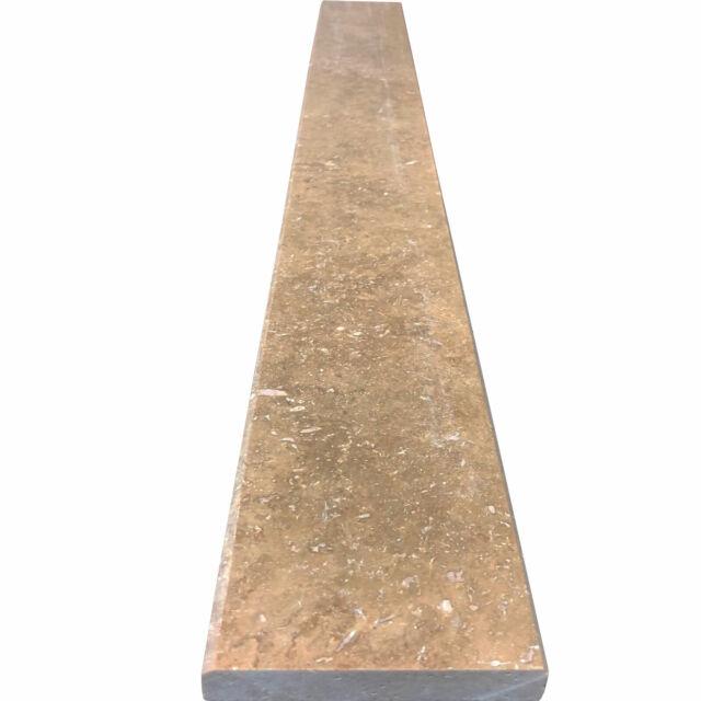 Beau 4 X 24 Saddle Threshold Cafe Noche Travertine Stone Or Shower Curb