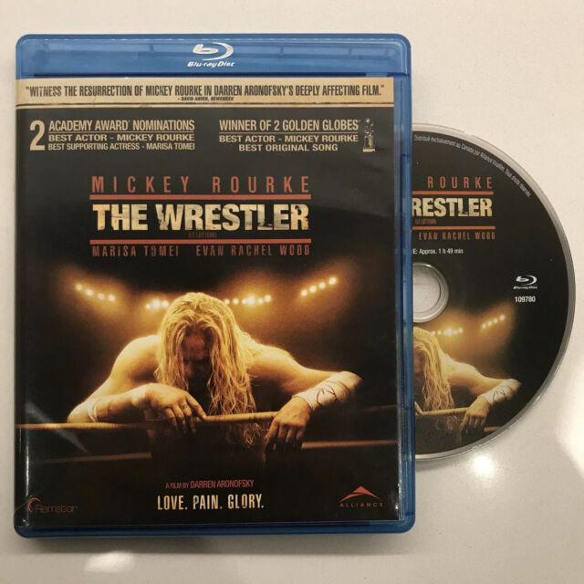 The Wrestler (Blu-ray Disc, 2009)