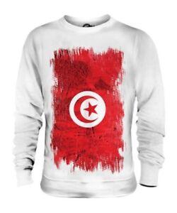 Ns Tunes Calcio T Maglia Maglione Bandiera Tunisia Unisex Tunisino Del Grunge w6xq8vHnXg