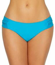 White Panache SW1046 Swimwear Anya Voyage Classic Bikini Pant Brief Lagoon