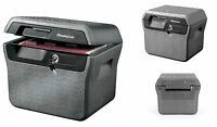 SentrySafe Safe. 0.66 cu. ft. Fire and Water Resistant File Safe FHW40100 Security Systems and Surveillance
