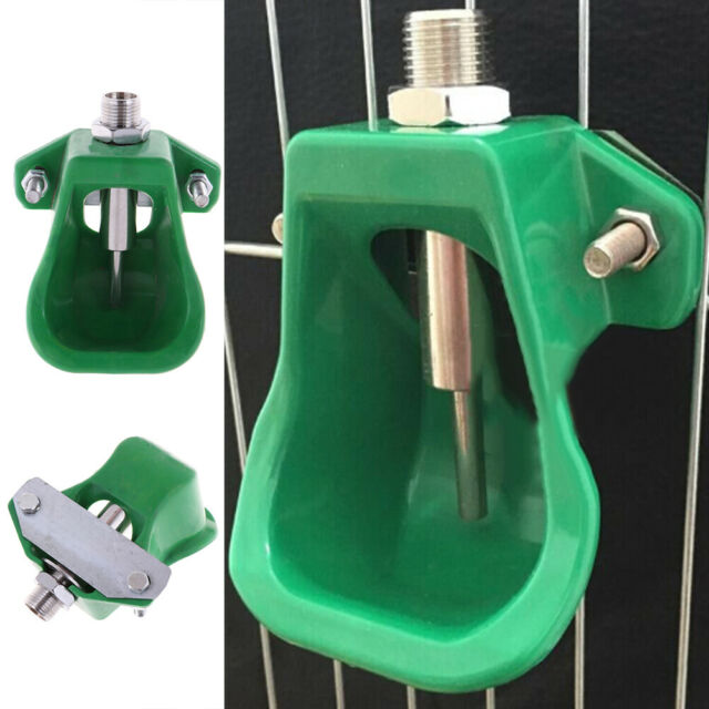 Automatic drinker waterer for sheep pig piglets cattle livestock water drin!e