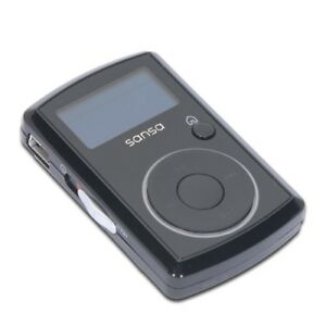 SanDisk-Sansa-Clip-8GB-MP3-Player-FM-Radio-Voice-Recorder-Perfect-A-Condition