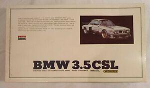ARII BMW 3.5 CSL TURBO  MODEL KIT 1/24 MOTORIZED