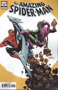 AMAZING SPIDER-MAN #50 ADAMS VARIANT VF//NM 2020 MARVEL COMICS HOHC