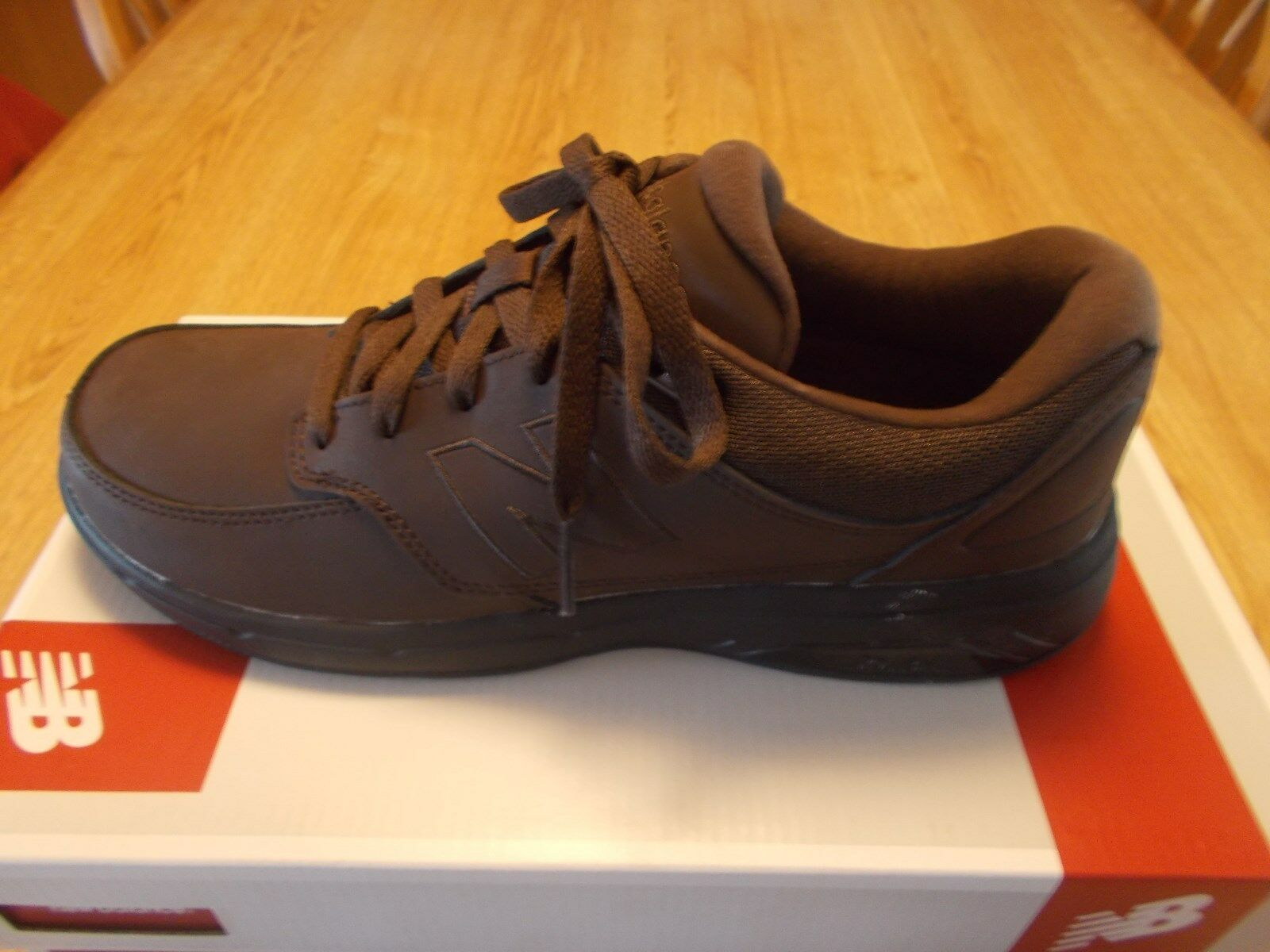 NEW BALANCE 813 MEN'S WALKING SHOES MEDIUM (D) WIDTH BROWN MULTIPLE SIZES NEW