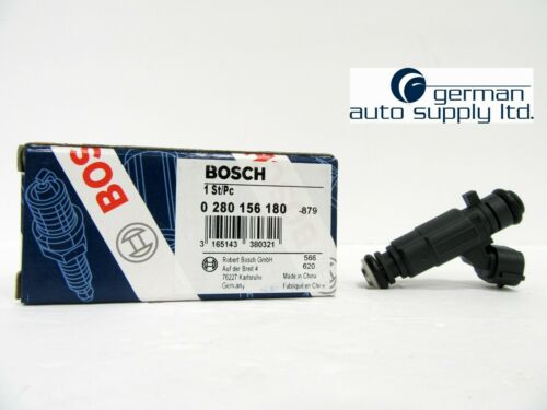 NEW OEM VW 62691 Volkswagen Fuel Injector BOSCH 0280156180 Audi