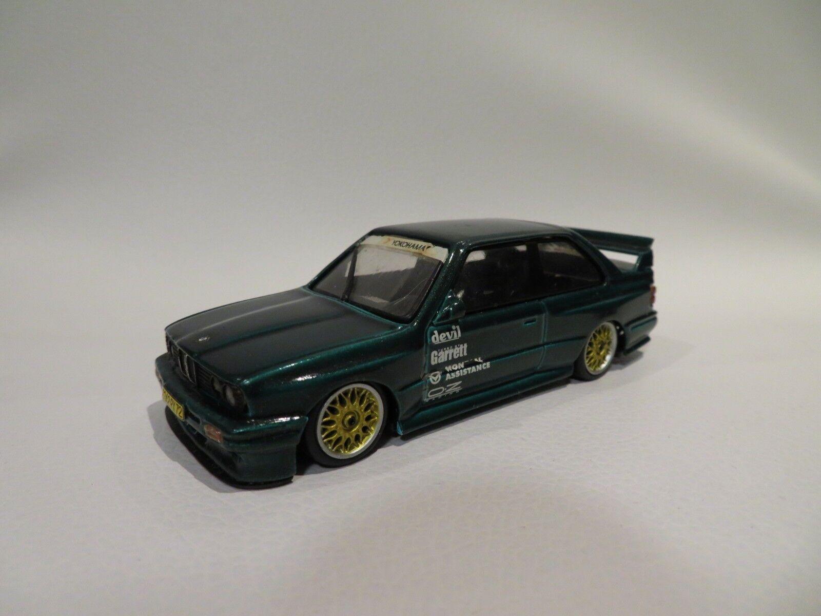 1 43 Minichamps BMW M3 Deporte Evolución Diecast