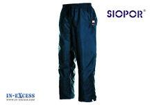 Sioen Siopor Azul Resistente Al Fuego Impermeable Antiestáticas Pantalones FREN