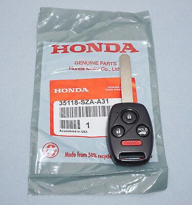 NEW OEM IN BAG 12-15 HONDA PILOT EX-L KEYLESS REMOTE HEAD FOB 72147-SZA-A41 #2