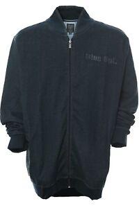 Jacket 3xl Longsleeve Hommes Kitaro taille Sweat Sweat Jacket Veste Ip7wCg