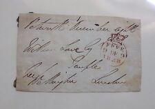 GB Free Front Cover.1828 Duke Of Wellington Autograph.Napoleon Age,Genuine