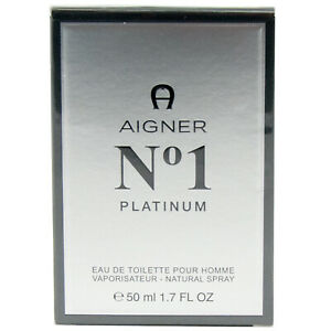 Aigner-No1-PLATINUM-pour-Homme-50-ml-Eau-de-Toilette-edT-Spray-for-man