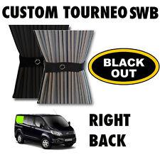 Black Out-tránsito Custom Ford Cortina Kit-Right Back Swb Cortinas