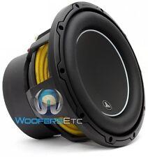 "JL AUDIO 10W6V3-D4 10"" 600W DUAL VOICE COIL 4-OHM CAR BASS SUBWOOFER SPEAKER NEW"