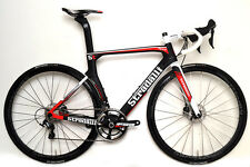 STRADALLI RD17 HYDRAULIC DISC BRAKE CARBON ROAD BIKE SHIMANO 6800 11 SPEED 48CM