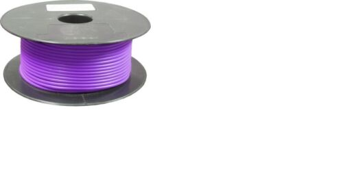 SINGLE core Cavo 14//0.30 1.0 mm2 8,75 AMPERE una scelta di colori /& QTY