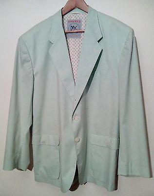 (prl) Giacca Uomo Repubblica Di Genova Made In Italy Man's Jacket Tg Size 56 Senza Ritorno