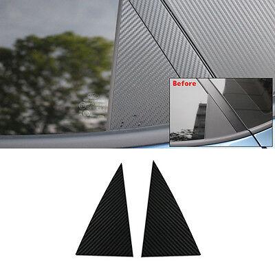 B Pillar Carbon Black Sticker 6p 1Set For 11 12 Kia Optima K5