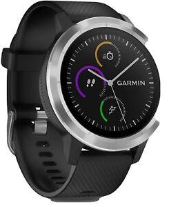 Montre Connectée GPS - Garmin vivoactive 3- Noir NEUF