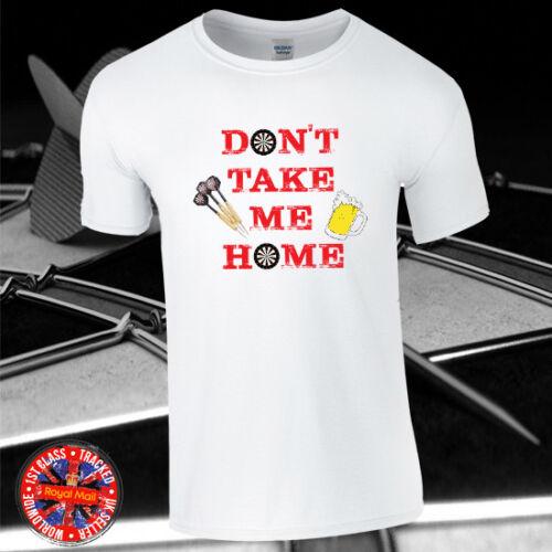 """Gift Tour Fans Men/'s Kids Darts /""""Don/'t Take Me Home/"""" T-shirt Ladies UK"""