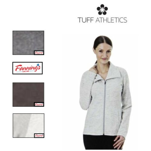 CLEARANCE Tuff Athletics Women/'s Full Zip Active Jacket SIZE /& VARIETY!