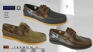 SEAFARER-YACHTSMAN-DECK-SHOES-FREE-SHIPPING-Brand-New