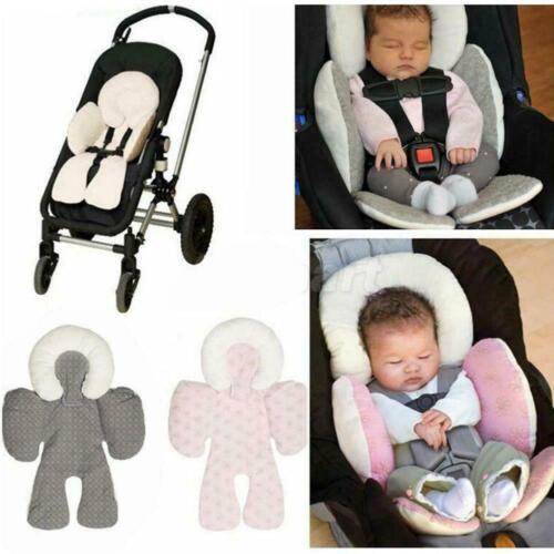 Baby Neugeborenen Autositz Liner Kissen Mat Kinderwagen Pad Baumwolle Warm W0L2