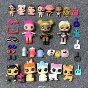 Lot-33-LOL-Surprise-Doll-Unicorn-Punk-boi-Boy-Queen-bee-Lil-Pet-Doll-Jouets-jeux