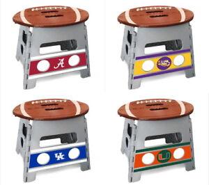 NCAA-Folding-Football-Step-Stool-Choose-Your-School